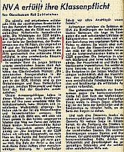 ZOOM - DDR Neuen Deutschland vom 4. 09.1968