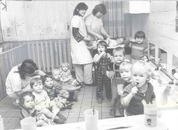 DDR-Kinderkrippe